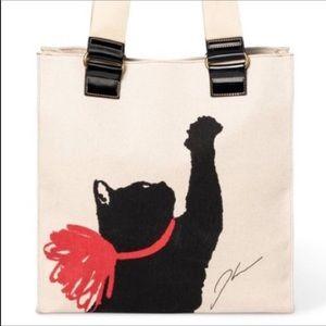 Jason Wu for Target Milu Print Tote Handbag NWT